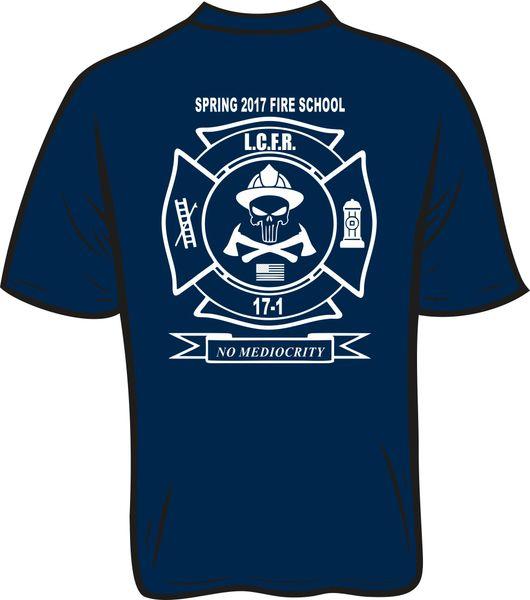 Loudoun Fire School T-Shirt