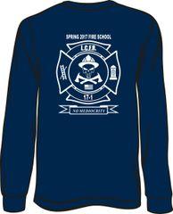 Loudoun Fire School Long-Sleeve T-Shirt