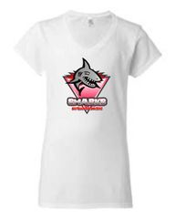 Sharks V-neck