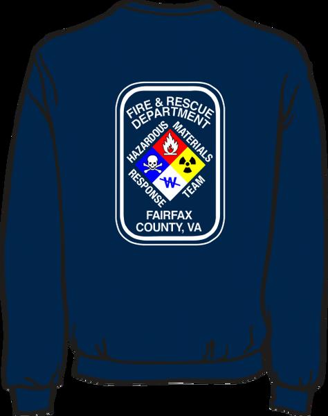 HazMat Lightweight Sweatshirt