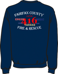 FS416 Lightweight Sweatshirt