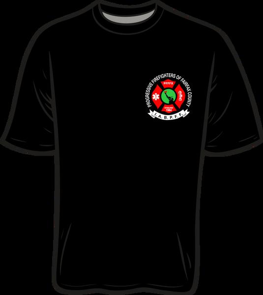 Progressive Firefighters T-shirt