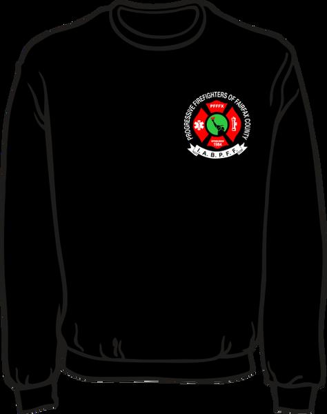Progressive Firefighters Heavyweight Sweatshirt
