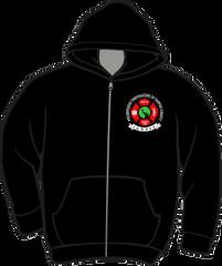 Progressive Firefighters Heavyweight Zipper Hoodie