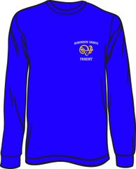 Robinson Dance Parent Long-Sleeve T-Shirt