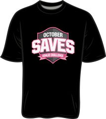 October Saves T-Shirt