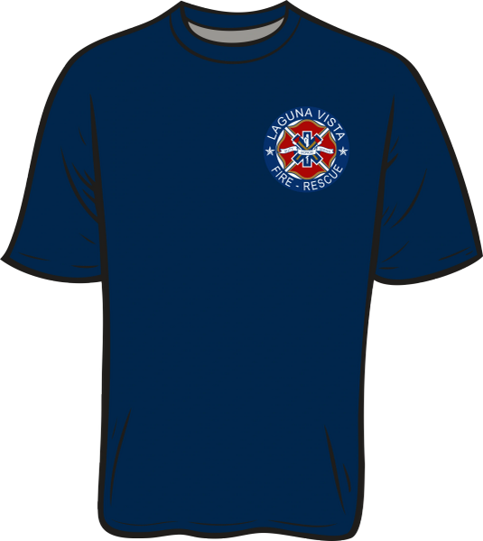 Laguna Vista Fire-Rescue T-Shirt