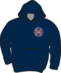 Laguna Vista Fire-Rescue Lightweight Hoodie