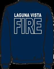 Laguna Vista Fire-Rescue Lightweight Sweatshirt