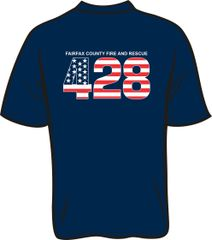 FS428 Flag T-shirt