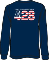 FS428 Flag Long-Sleeve T-shirt