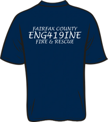 FS419 Eng419ine Short Sleeve T-Shirt