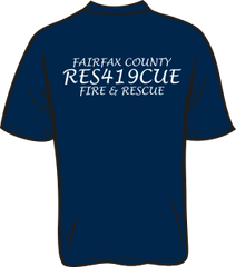 FS419 Res419cue Short Sleeve T-Shirt