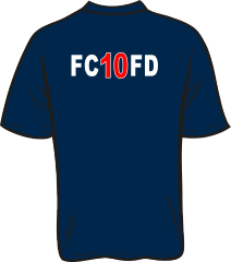 FS410 FC10FD T-Shirt