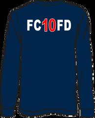 FS410 FC10FD Long-Sleeve T-Shirt