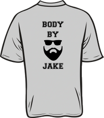 Body By Jake T-Shirt