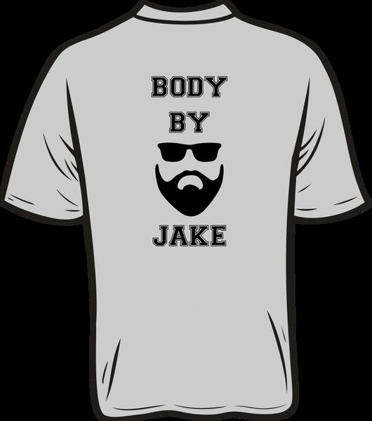 Body By Jake T-Shirt