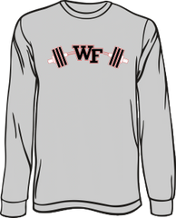 Body By Jake Long-Sleeve T-Shirt
