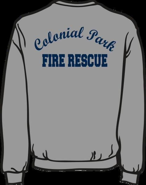 Colonial Park Fire Rescue Heavyweight Sweatshirt