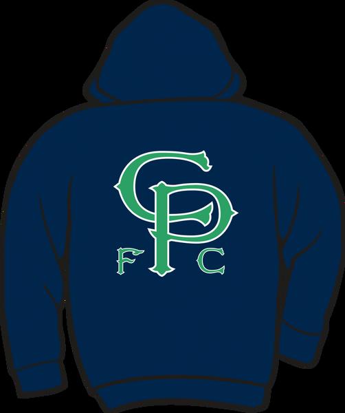 CPFC Lightweight Zipper Hoodie