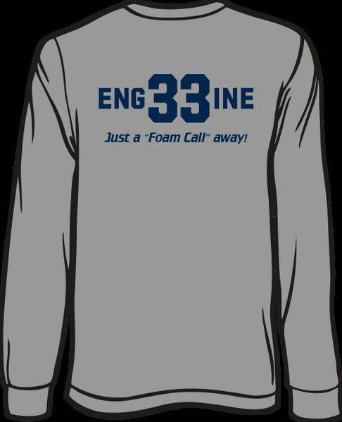Eng33ine Long-Sleeve T-Shirt