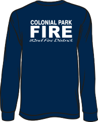 Colonial Park 82nd Long-Sleeve T-Shirt