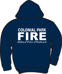 Colonial Park 82nd Lightweight Hoodie