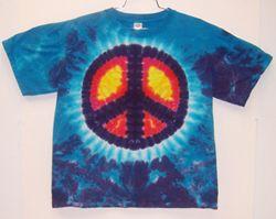 Peace Tie-Dye