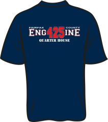 FS425 Engine T-Shirt