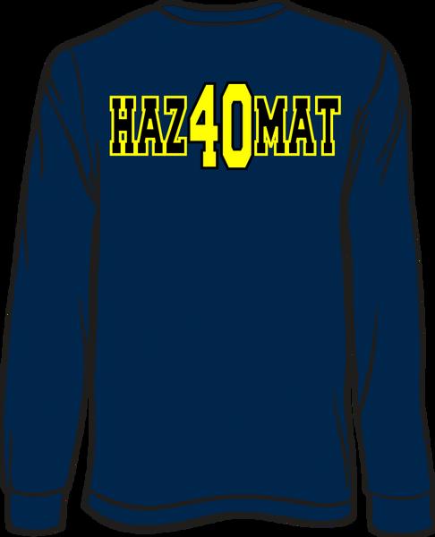 FS440 Haz40Mat LST-shirt