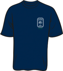 Fairfax County Safety Officer 401 T-Shirt