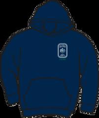 Fairfax County Safety Officer 401 Heavyweight Hoodie