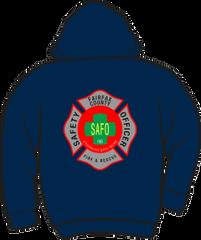 Fairfax County Safety Officer 401 Lightweight Hoodie