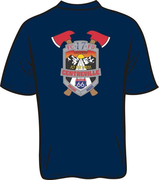 FS417 Patch T-Shirt