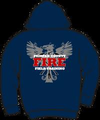 FTO Fire & Rescue Lightweight Zipper Hoodie