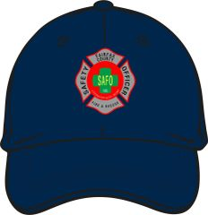 Fairfax County Safety Officer Hat - Flexfit