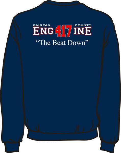 FS417 Eng417ine Lightweight Sweatshirt