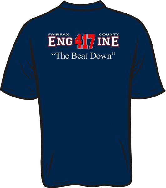 FS417 Eng417ine T-Shirt