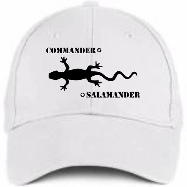 Commander Salamander Hat
