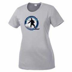 Brendan Lightweight Ladies Poly T-Shirt