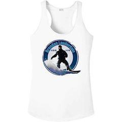 Brendan Lightweight Ladies Poly Racerback T-Shirt