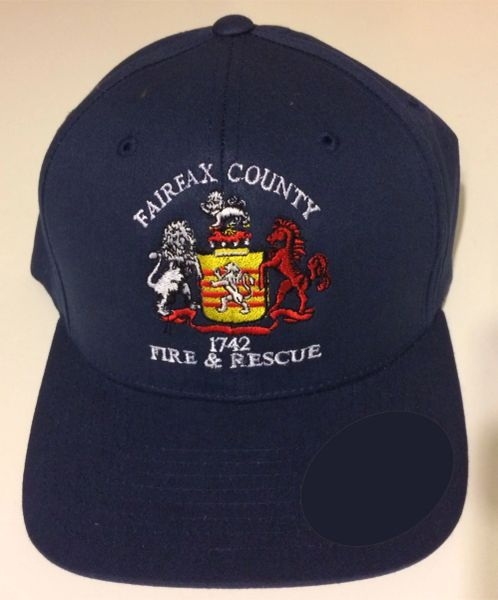Fairfax County Fire & Rescue Hat - Flatbill