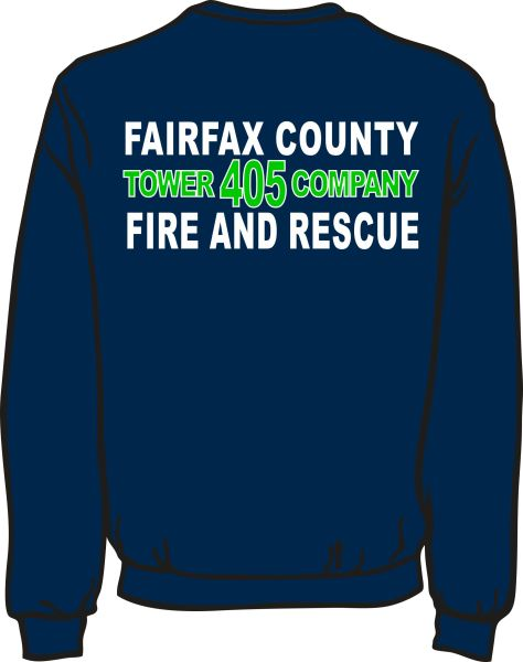 FS405 Tower Lightweight Sweatshirt