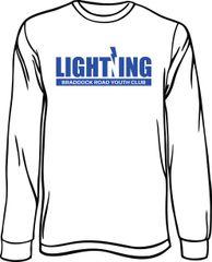 Lightning Long-Sleeve T-Shirt