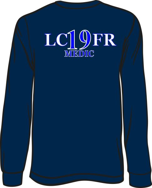 LC19 Medic Long Sleeve T-Shirt