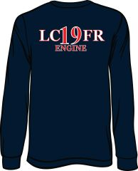 LC19 Engine Long Sleeve T-Shirt