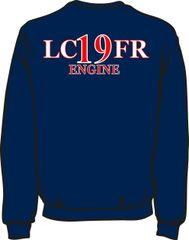 LC19 Engine Lightweight Sweatshirt