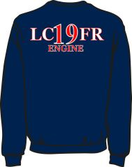 LC19 Engine Heavyweight Sweatshirt