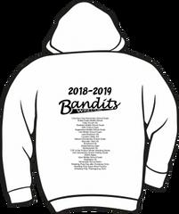 Bandits Wrestling Hoodie 2018-2019