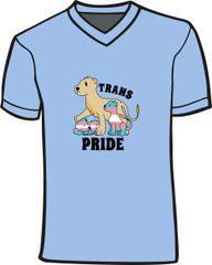 Pride Parent V-Neck T-Shirt